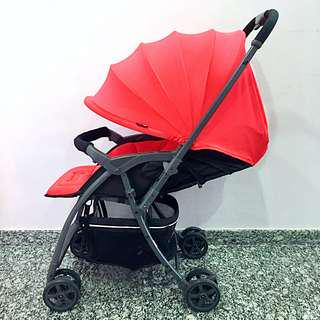 Joovy Lightweight Balloon Stroller (Red)