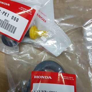 Honda Airwave Genuine PCV valve set