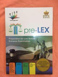 Pre-lex