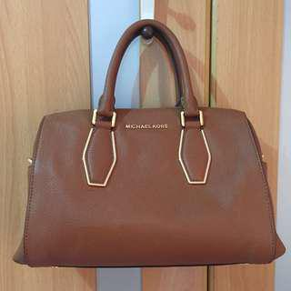 Michael Kors Tan Two-way Bag