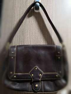 Colehaan leather bag
