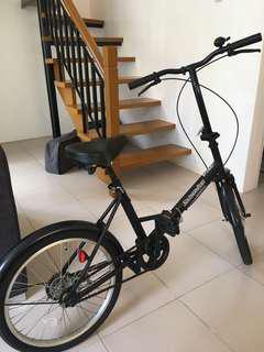 Foldable Japan Bike