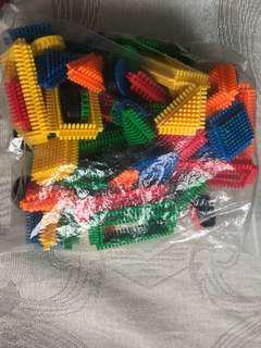 Toy similar to lego type