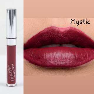 Colourpop Ultra Satin Liquid Lipstick - MYSTIC