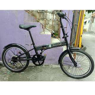 MICKEY MOUSE FOLDING BIKE (FREE DELIVERY AND NEGOTIABLE!)
