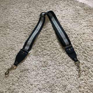 Handbag sling strap adjustable