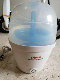 Pigeon Rapid Steam Sterilizer Model 17505