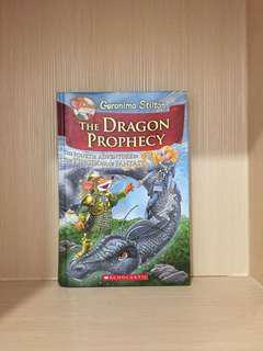 Geronimo Stilton: The Fourth Kingdom of Fantasy Adventure The Dragon Prophecy + Free Book Kingdom of Fantasy The Quest For Paradise