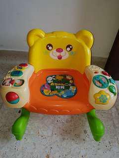 Interactive Japanese baby seat
