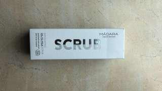 官網$250 *organic* MADARA oil to milk scrub 60ml