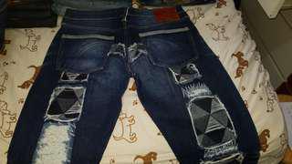 EVISU 牛仔褲