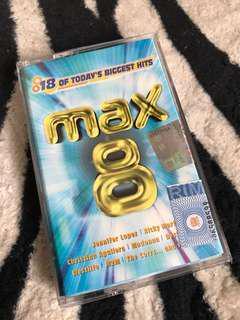 MAX 8 Cassette