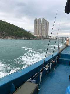 租船出海釣魚 出租釣具
