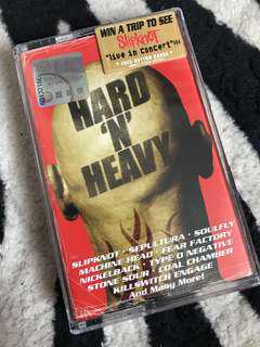 HARD 'N' HEAVY COMPILATION Cassette
