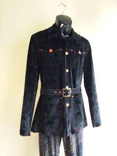 b91ab6c3c23  Vintage Gaultier Jeans Western Jacket