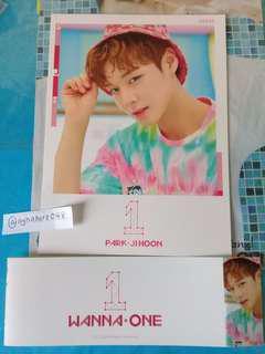 [WTS] Park Jihoon Cover &Sleeve