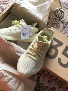 Yeezy 350 v2 Butter uk8.5