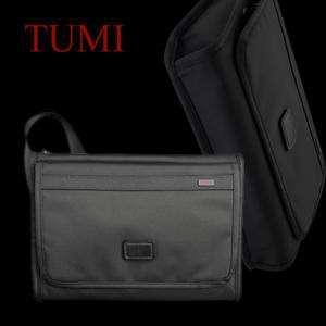 🚚 Tumi 日本專櫃限定Alpha collection Black Flap 上班族/都市簡約質樸低調 墨綠22112