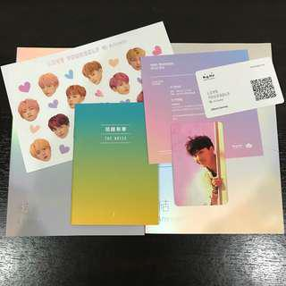 WTS BTS Love Yourself Answer