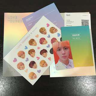 WTS BTS Love Yourself- Answer
