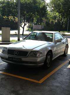 Mercedes-Benz SL300 Auto New Generation