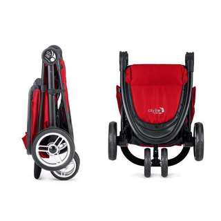 City Lite Stroller by Baby Jogger