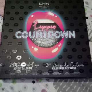 NYX Lippie Countdown 24 Pcs #oktosale