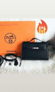 Hermes Bag Pochette Mini