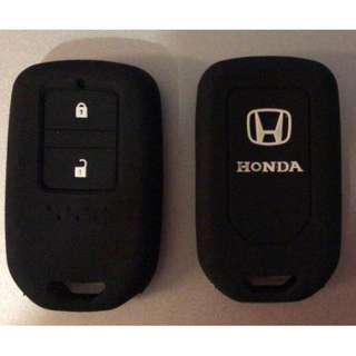 Silicon Casing For Honda Shuttle Two buttons Key Fob Cover Pouch Case Good Quality With Honda Logo
