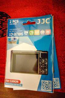 Screen Protector Canon SX730HS