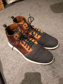 Timberland leather shoes (unused)