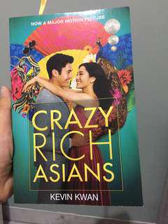 Crazy Rich Asians (English) by Kevin Kwan
