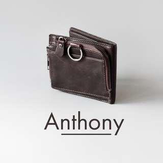 🚚 Anthony - The Versatile Wallet for Men