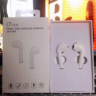 🚚 Smart Wireless Twin Stereo Earphones (Direct Charged)