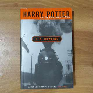 (Reserved) Harry Potter and the Philosopher's Stone Bloomsbury Original Adult Edition