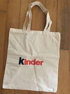 Kinder Bag