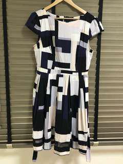 Dorothy Perkins Abstract Blocks Dress