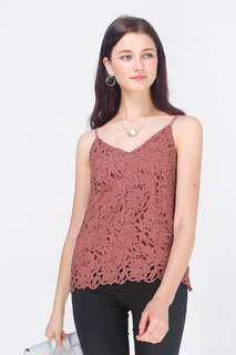 FAYTH CROCHET TOP