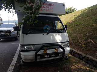 Suzuki futura 1.4 lorry pasar mlm
