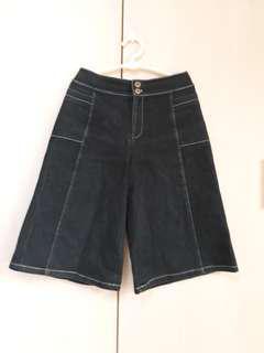 🚚 專櫃牛仔褲裙 --Size: S