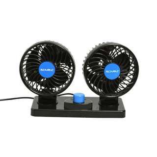 Kipas Angin Mobil Dual Fan