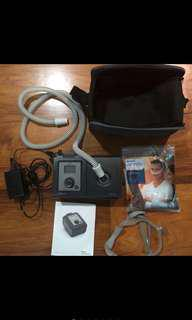 Cpap machine philips remstar