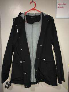 Boohoo rain jacket