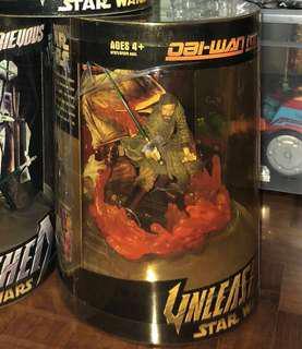 Star Wars Unleashed - Obi-wan Kenobi (MiSB)