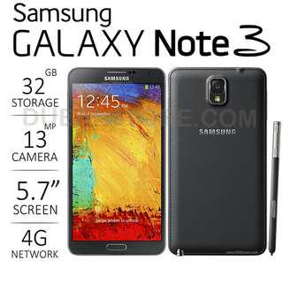Samsung Note 3  OFFER THIS MONTH 📣