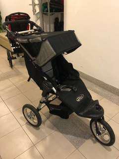 Baby jogger jogging stroller pre loved