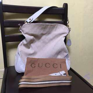 Authentic Gucci two-way bag FREE SF