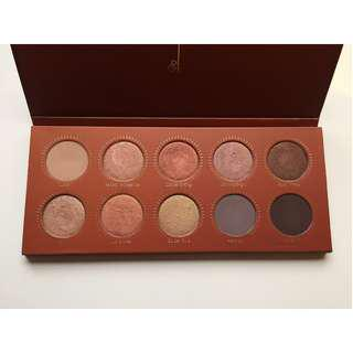 Rose Golden Eyeshadow Palette - Zoeva