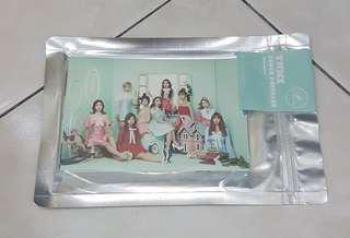 TWICE Twiceland Postcard SEALED