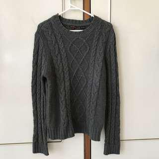 Ben Sherman Cable Knit Jumper